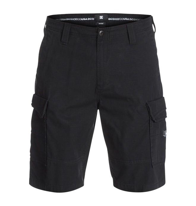 0 Men's Ripstop Cargo 22 Shorts  EDYWS03011 DC Shoes