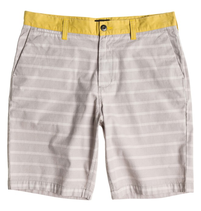 0 Yarn Dye Stripe Straight Shorts  EDYWS03018 DC Shoes