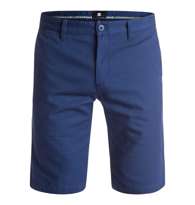 0 Men's Skinny Slim Shorts  EDYWS03053 DC Shoes