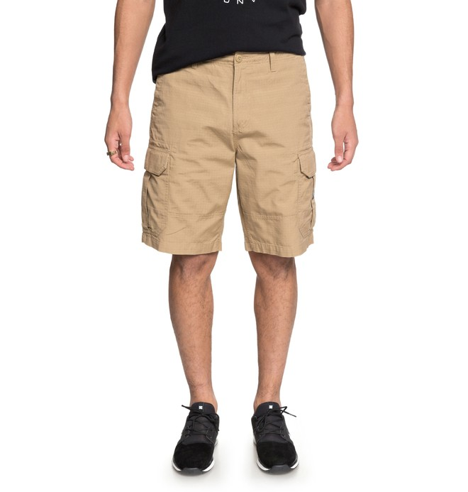 "0 Ripstop 21"" - Cargo Shorts Brown EDYWS03054 DC Shoes"