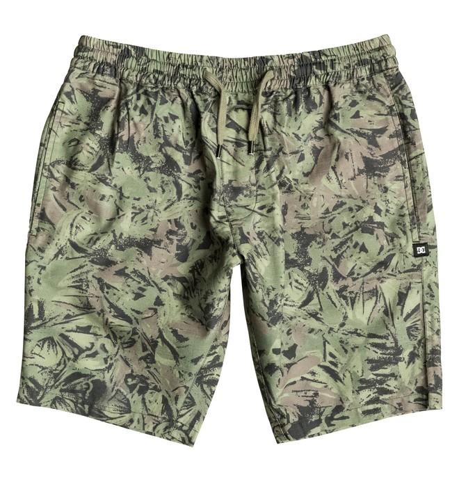 "0 Men's Attlee 18"" Shorts  EDYWS03059 DC Shoes"