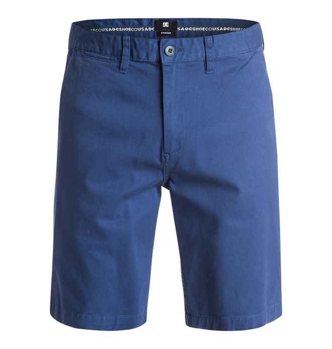 """0 Men's Worker Straight 20.5"""" Shorts  EDYWS03064 DC Shoes"""