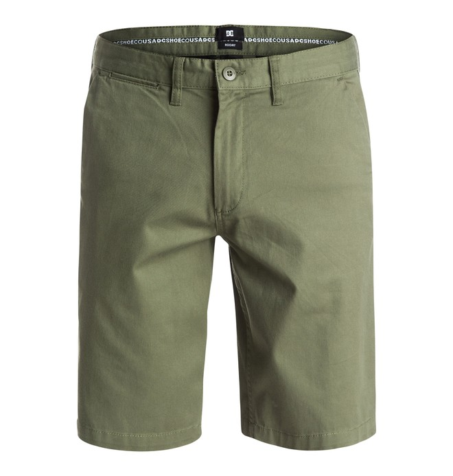 "0 Men's Worker Roomy 22"" Shorts  EDYWS03065 DC Shoes"