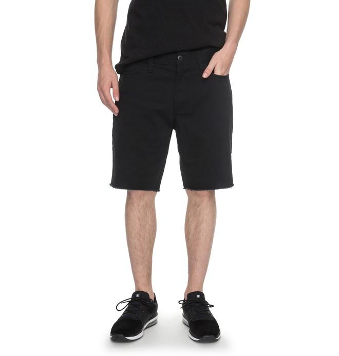 """0 Men's Senseless 18.5"""" Shorts Black EDYWS03088 DC Shoes"""