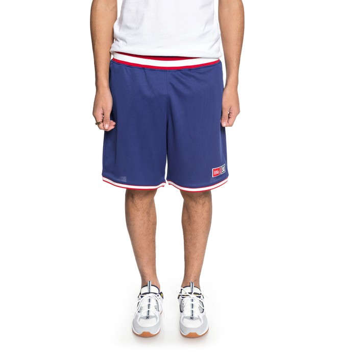 0 Men's Eglinton Basketball Shorts  EDYWS03094 DC Shoes