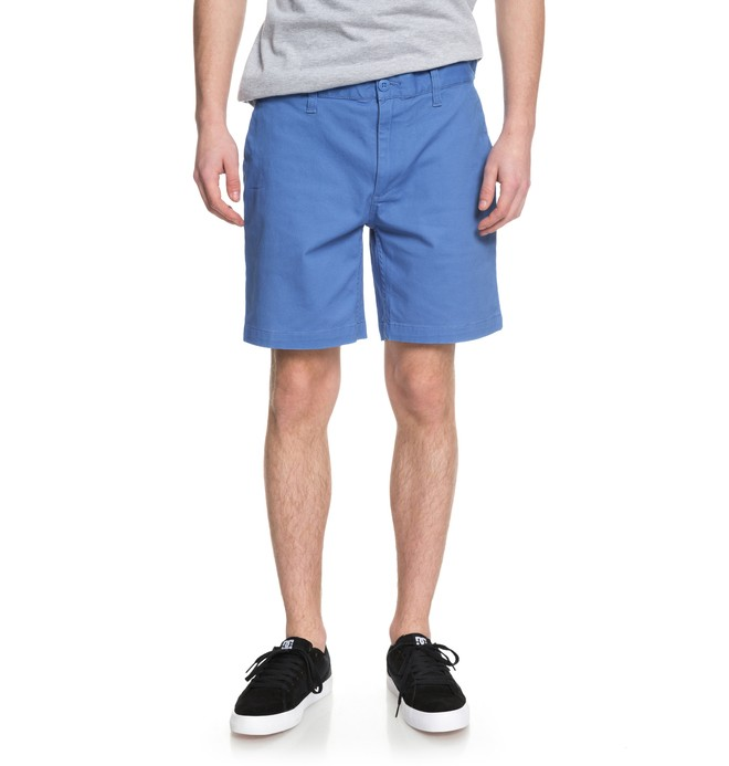 "0 Men's Worker 17"" Chino Shorts  EDYWS03095 DC Shoes"