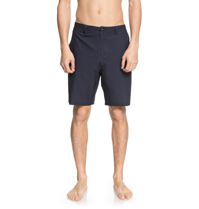 "0 Men's Base Camp 19"" Amphibian Shorts  EDYWS03097 DC Shoes"