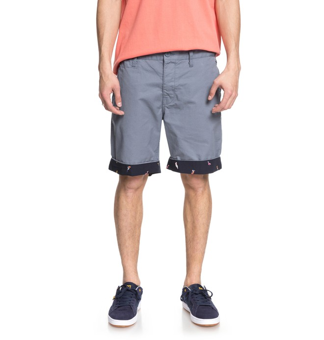 "0 Hidden Gem 19"" Chino Shorts  EDYWS03098 DC Shoes"