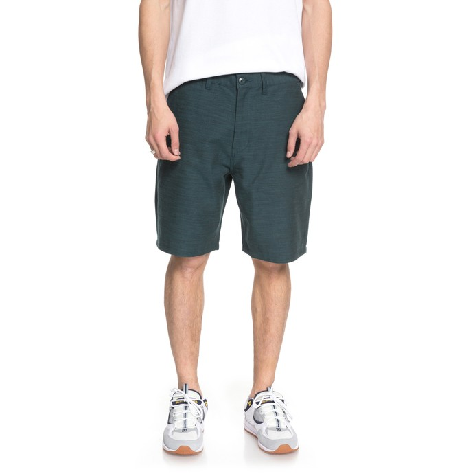 "0 Spaced Dot 20"" - Short Chino para Hombre Verde EDYWS03099 DC Shoes"