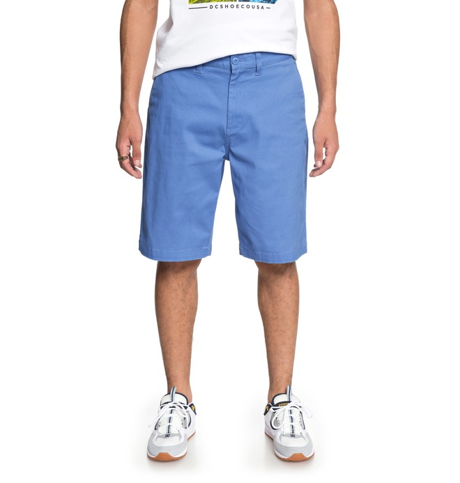 "0 Worker 22"" Chino Shorts  EDYWS03103 DC Shoes"