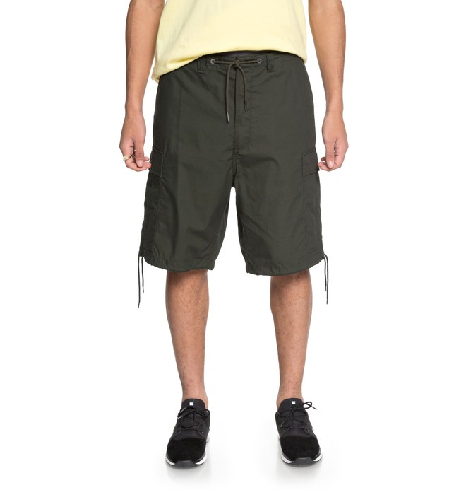 "0 Men's Trueper 22"" Baggy Cargo Shorts  EDYWS03105 DC Shoes"