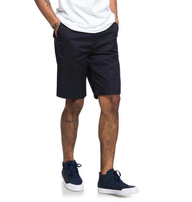 "0 Men's Worker 20.5"" Chino Shorts  EDYWS03111 DC Shoes"