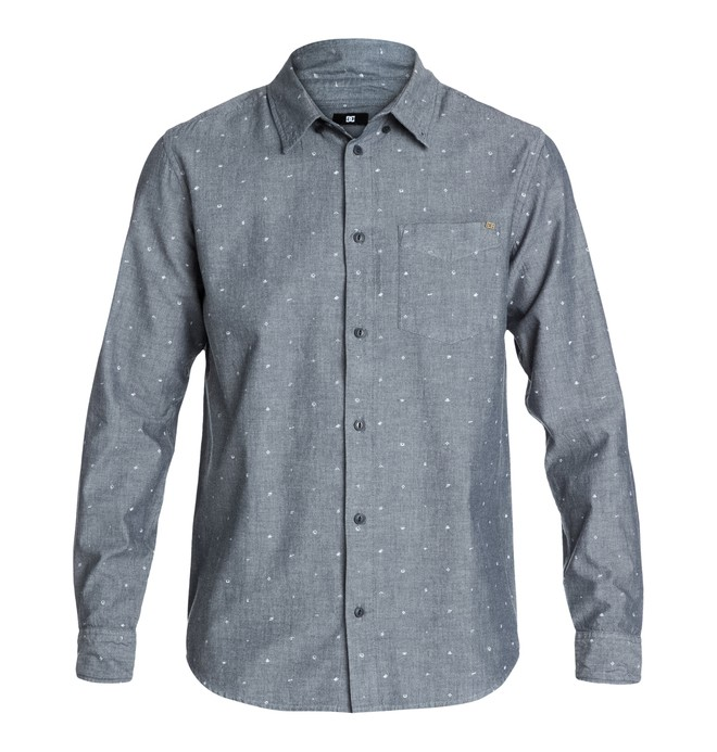 0 Proper LS Shirt  EDYWT03004 DC Shoes