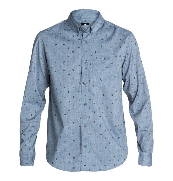 0 Chamber LS Shirt  EDYWT03007 DC Shoes