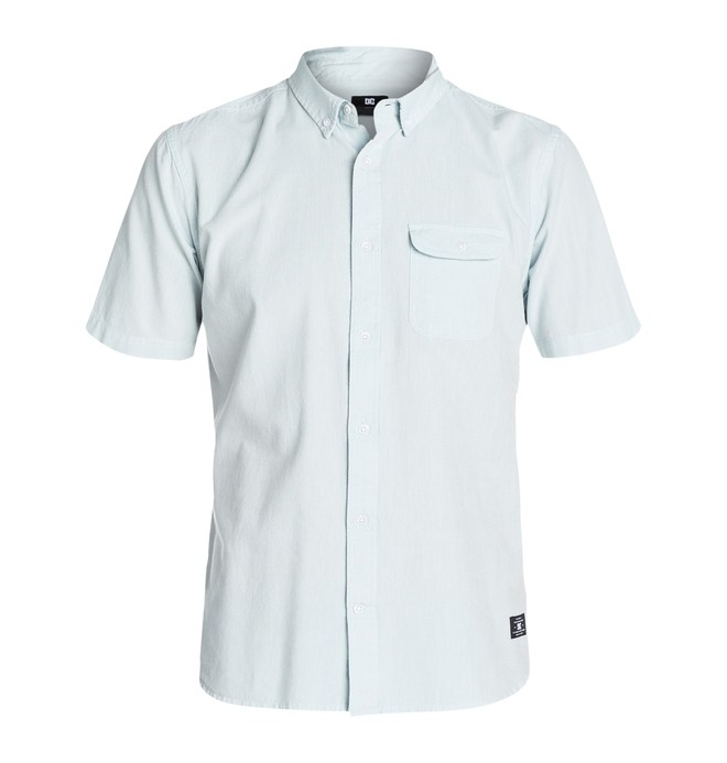 0 Men's Bover Short Sleeve Shirt  EDYWT03020 DC Shoes