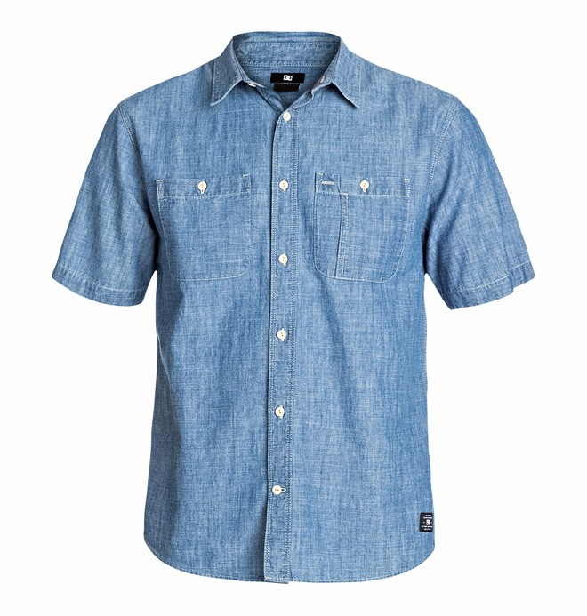 0 Clinton Hill SS Shirt  EDYWT03030 DC Shoes