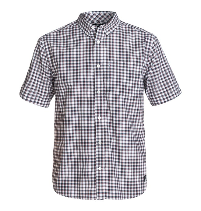 0 Men's Naglee Shirt  EDYWT03037 DC Shoes