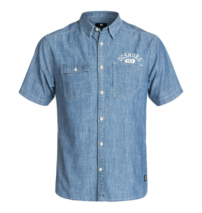 0 Men's Geary Shirt  EDYWT03039 DC Shoes