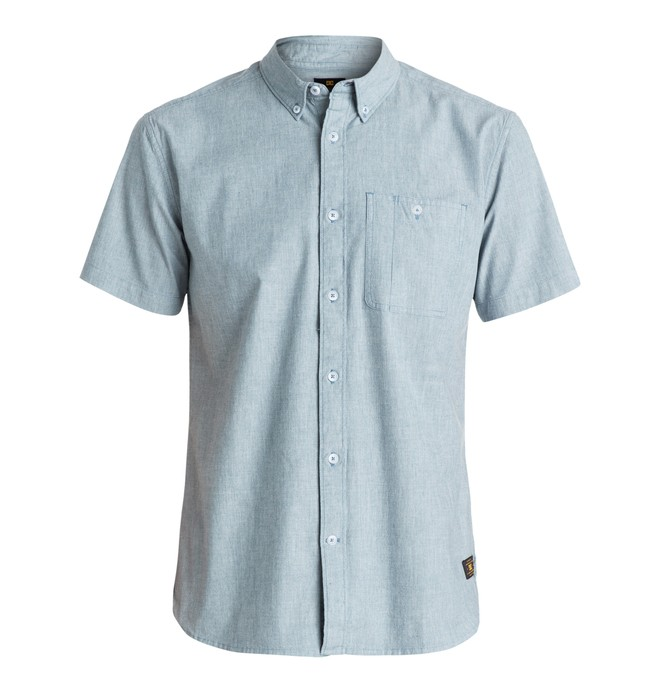 0 Men's Chamber Short Sleeve Shirt  EDYWT03046 DC Shoes