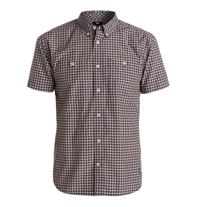0 Men's Wind Chester Short Sleeve Shirt  EDYWT03049 DC Shoes
