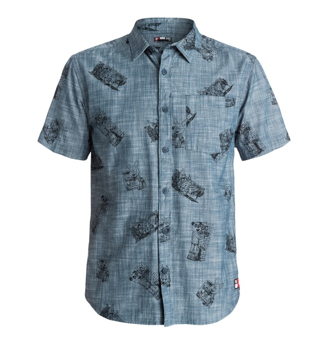 0 Cliver Woven - Camisa  EDYWT03054 DC Shoes