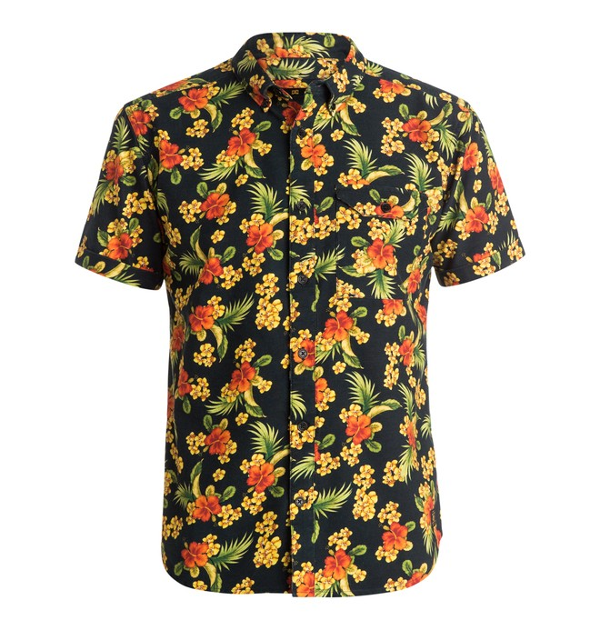 0 Men's Printmatic Short Sleeve Shirt  EDYWT03064 DC Shoes