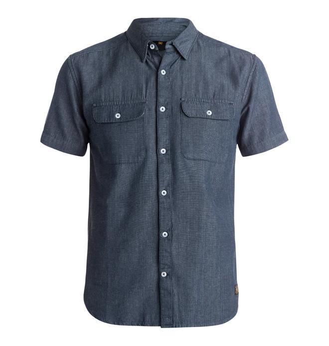 0 Oxford Brookes - Camisa de manga corta  EDYWT03068 DC Shoes