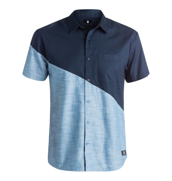 0 Gap Year - Camisa de mangas cortas  EDYWT03082 DC Shoes