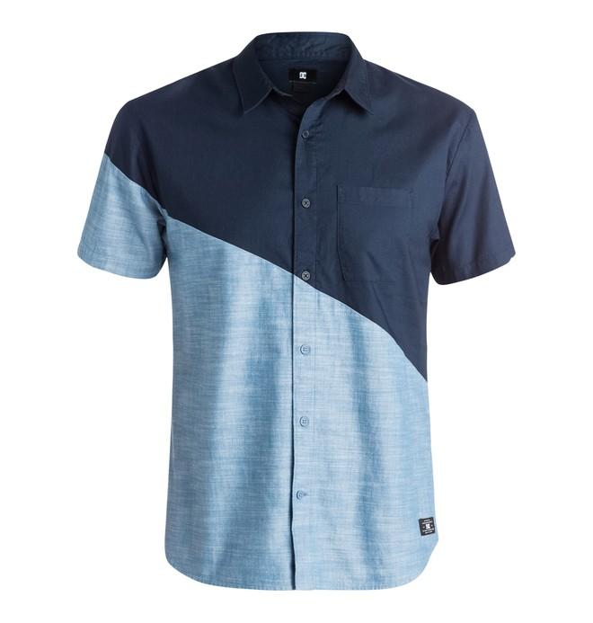 0 Gap Year - Short Sleeve Shirt  EDYWT03082 DC Shoes