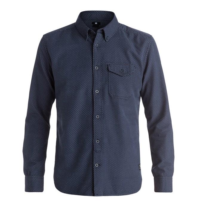 0 Men's Allandalen Long Sleeve Shirt  EDYWT03105 DC Shoes