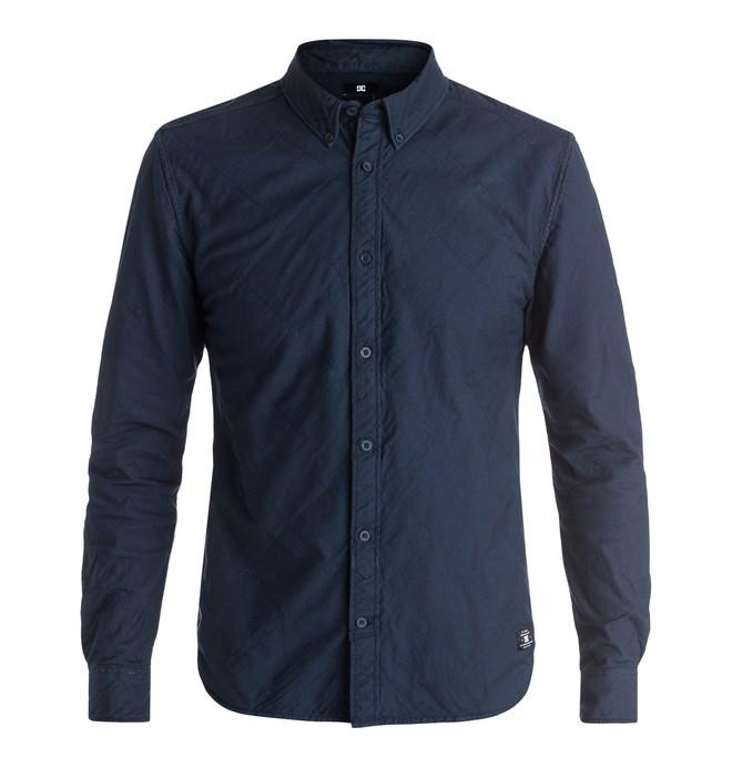 0 Men's Tarrytown Long Sleeve Shirt  EDYWT03108 DC Shoes