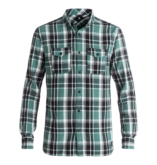 0 Men's Reedsbirg Long Sleeve Shirt  EDYWT03132 DC Shoes