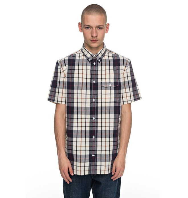 0 Atura Short Sleeve Shirt  EDYWT03158 DC Shoes