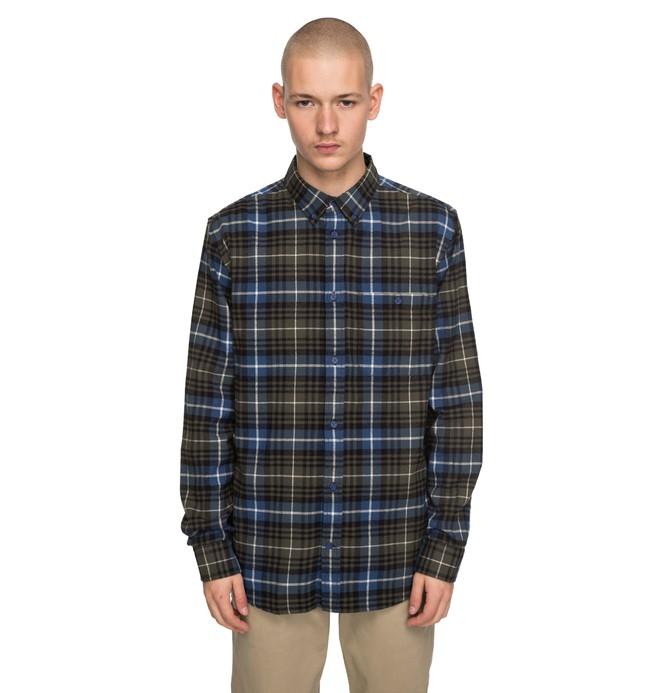 0 South Ferry Long Sleeve Shirt  EDYWT03180 DC Shoes