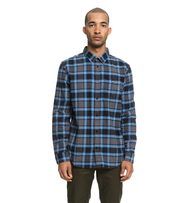 0 Men's Northboat Long Sleeve Shirt  EDYWT03208 DC Shoes