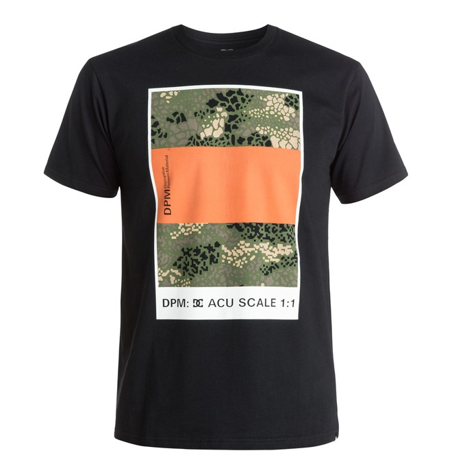 0 Men's DPM DC Tee  EDYZT03274 DC Shoes