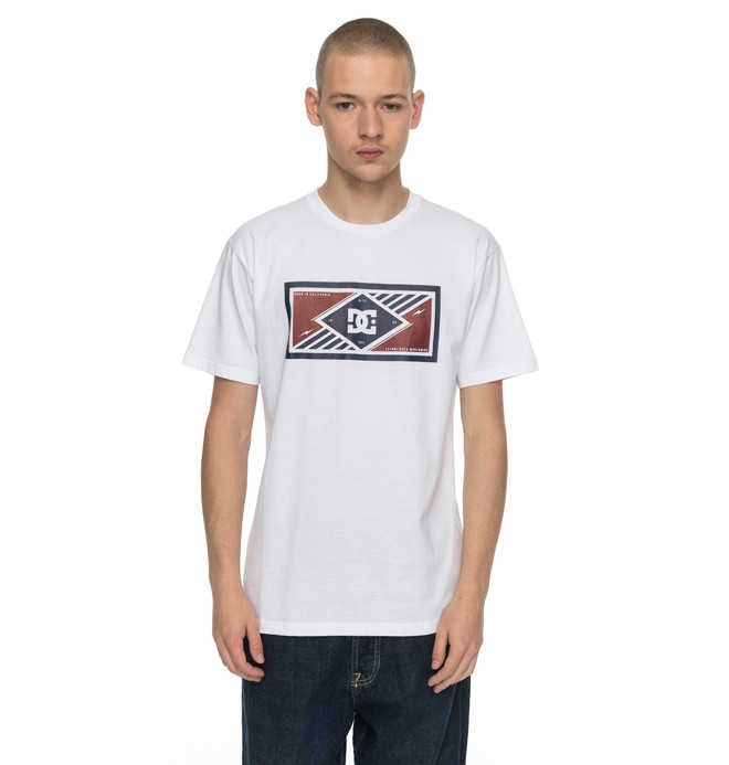 0 Born And Reign - Camiseta para Hombre  EDYZT03678 DC Shoes