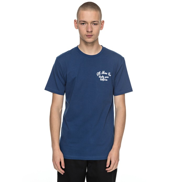 0 Squander Tee  EDYZT03686 DC Shoes