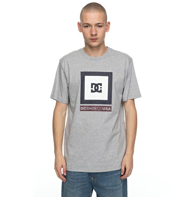 0 Attitude - T-Shirt for Men Black EDYZT03690 DC Shoes