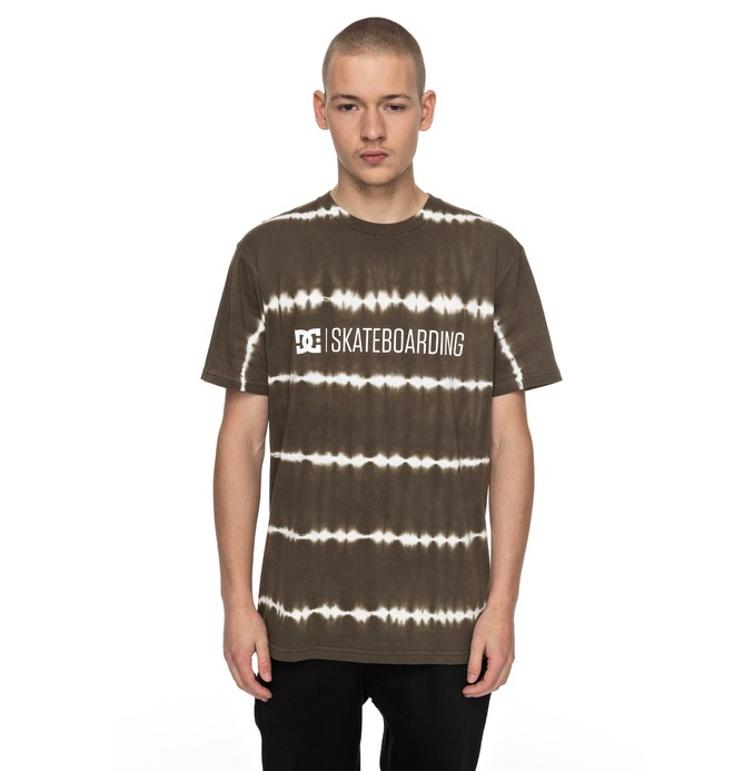 "0 Minimal 17"" - T-Shirt for Men Brown EDYZT03693 DC Shoes"