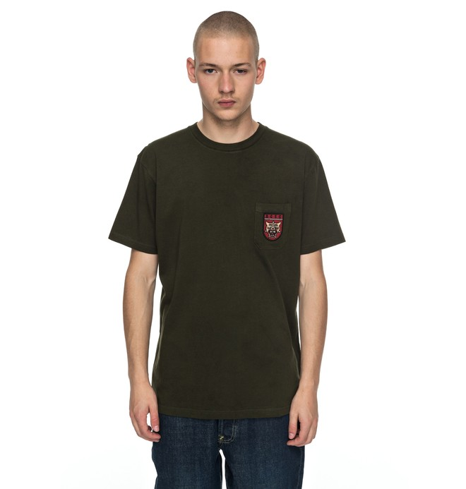 0 Barkly Tee  EDYZT03698 DC Shoes