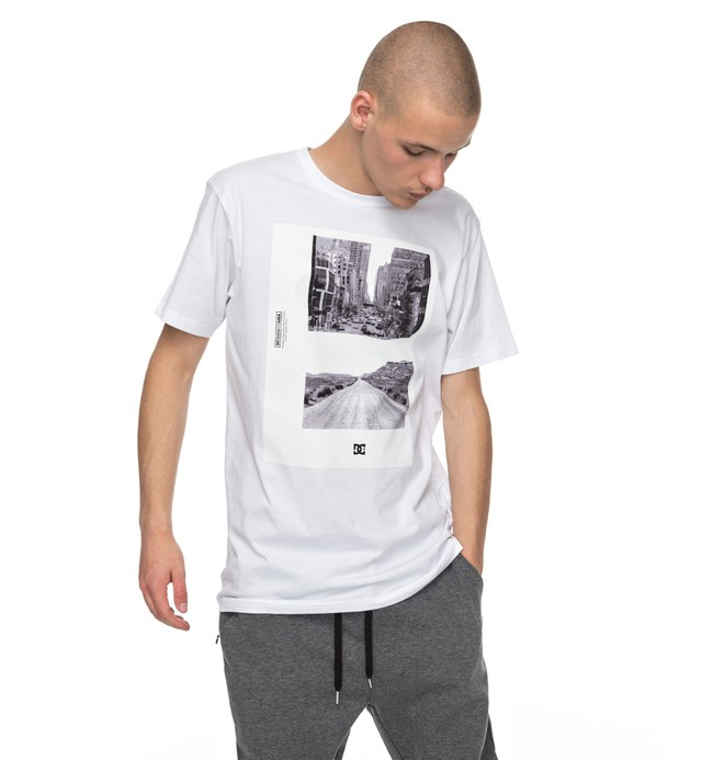 0 Keep Moving Tee  EDYZT03705 DC Shoes