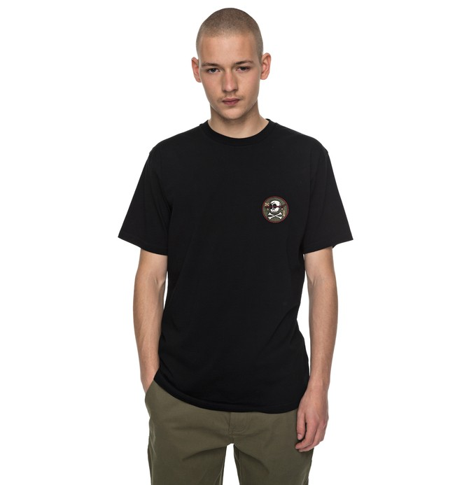 0 First Infantry Tee  EDYZT03711 DC Shoes
