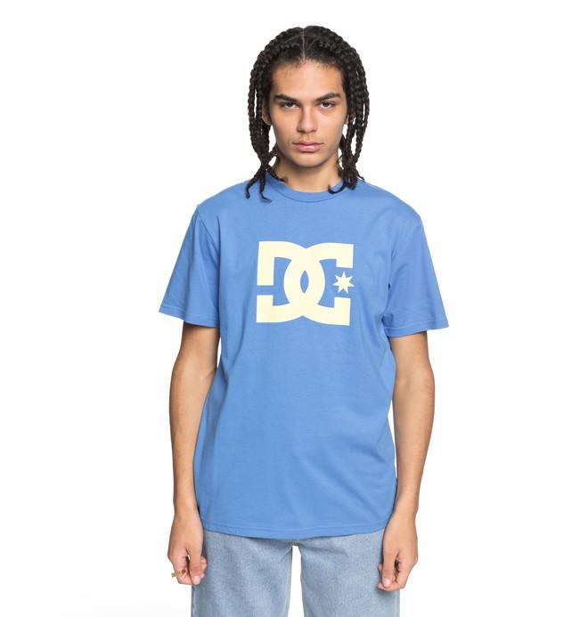 0 Star - T-Shirt Blue EDYZT03721 DC Shoes