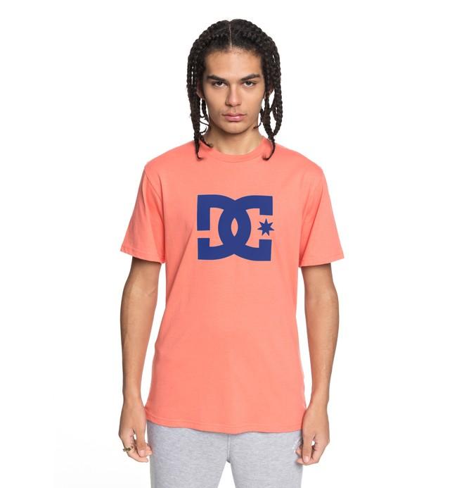 0 Star - T-Shirt for Men Pink EDYZT03721 DC Shoes