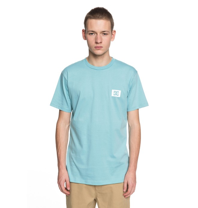 0 Stage Box - T-Shirt für Männer Blau EDYZT03742 DC Shoes