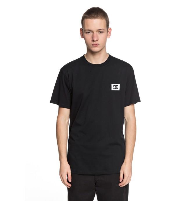 0 Stage Box - T-Shirt für Männer Schwarz EDYZT03742 DC Shoes
