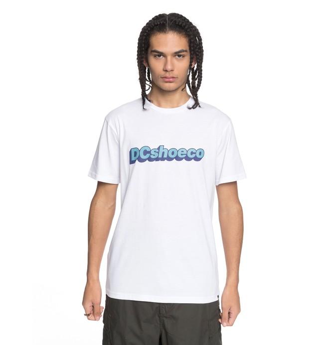 0 Artifunction - T-Shirt für Männer Weiss EDYZT03743 DC Shoes