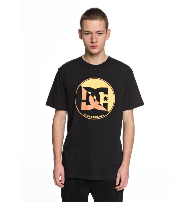 0 Up Shore - T-Shirt for Men Black EDYZT03749 DC Shoes