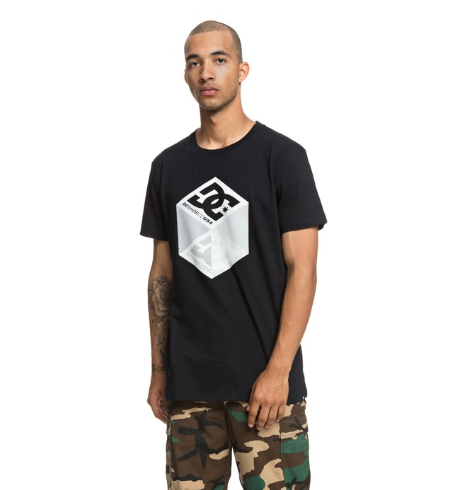 0 Volume - T-Shirt for Men Black EDYZT03835 DC Shoes